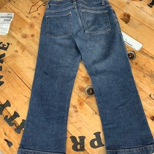 Vintage Gap Capri jeans